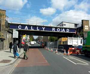 "Option 1 - ""Cally Road"""