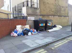 Carnoustie Drive waste bins (1) 20130503_103358 web
