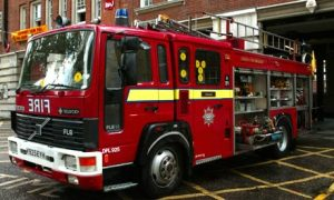 Boris Johnson wants to remove the fire engines from Clerkenwell, sell-off the building and cut all the firefighter jobs.